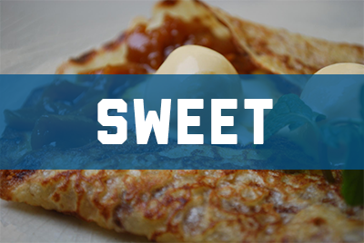 Crepes-Sweet